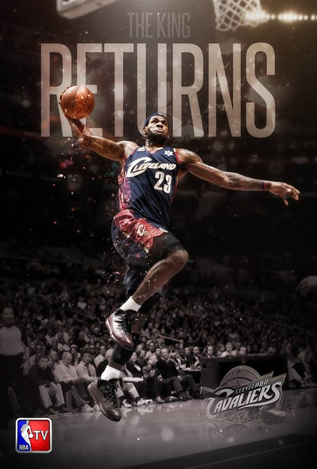 PiMP of the month – (King) LeBron James